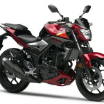 Yamaha Confirms 2016 Yamaha MT-03 Red Metallic