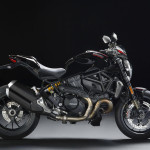 2016 Ducati Monster 1200R Black_1
