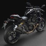 2016 Ducati Monster 1200R Black_2