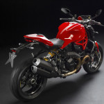 2016 Ducati Monster 1200R Red