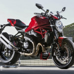 2016 Ducati Monster 1200R Red_2