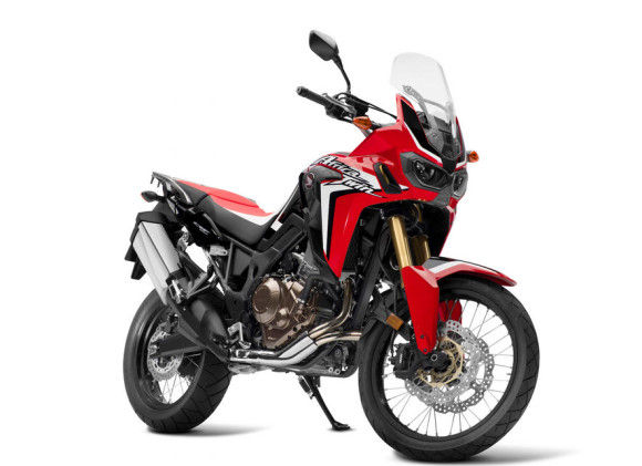 2016 Honda Africa Twin Priced U.S. $12,999