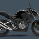 2016 Honda CB300F Black