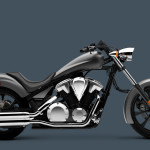 2016 Honda Fury ABS Matte Silver