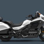 2016 Honda Gold Wing F6B Deluxe Matte Pearl White