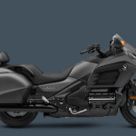 2016 Honda Gold Wing F6B Deluxe Matte Silver