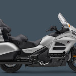 2016 Honda Gold Wing Matte Altair SIlver