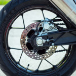 2016 KTM 690 Duke Rear Wheel