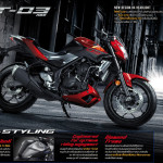 Yamaha MT-03 ABS Available in Thailand_2