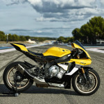 Yamaha YZF-R1 60th Anniversary Edition Black and Yellow