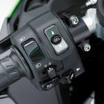 2016 Kawasaki Ninja ZX-10R Control Button