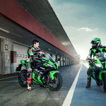 2016 Kawasaki Ninja ZX-10R In Action
