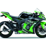 2016 Kawasaki Ninja ZX-10R Right Side