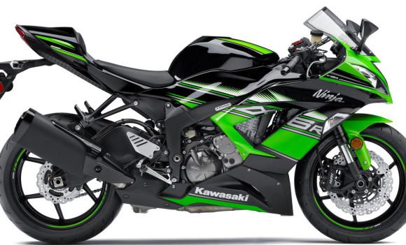 2016 Kawasaki Ninja ZX-6R KRT Edition
