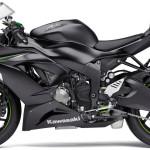 2016 Kawasaki Ninja ZX-6R KRT Edition Black