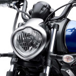 2016 Kawasaki Vulcan S Cafe SE Headlight