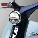Honda Super Cub Concept Retro Headlight