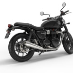 2016 Triumph Street Twin Phantom Black