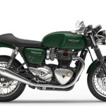 2016 Triumph Thruxton Competition Green