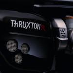 2016 Triumph Thruxton R Detail