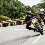 2016 Triumph Thruxton R In Action