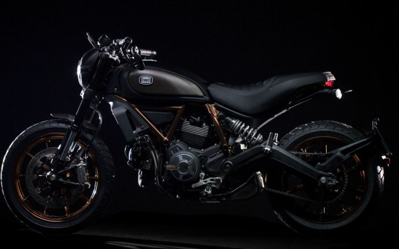 Ducati Limited-edition Scrambler by Italia Independent